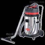 超宝双马达60L不锈钢桶吸尘吸水机