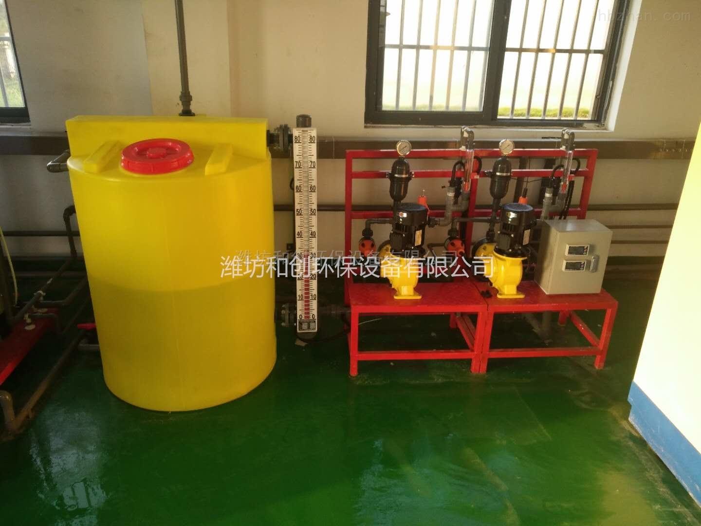 新疆大中型全自动次氯酸钠发生器消毒设备