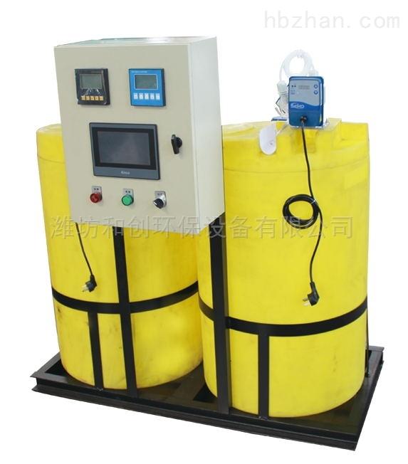 合肥混凝剂PAC加药装置厂家
