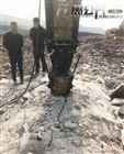 潮州替代水泥膨胀剂快速破石机速度快成本低
