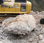 挖地基石头太硬打不动不能爆破舟山施工热线
