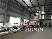 专业定制水泥砂浆复合岩棉板设备厂家
