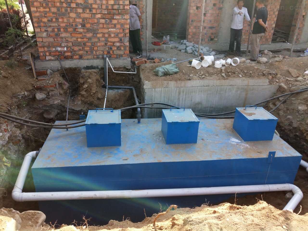 新农村门诊废水消毒设备净化极佳