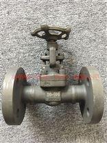 鍛鋼法蘭截止閥FJ41H-100高壓高溫
