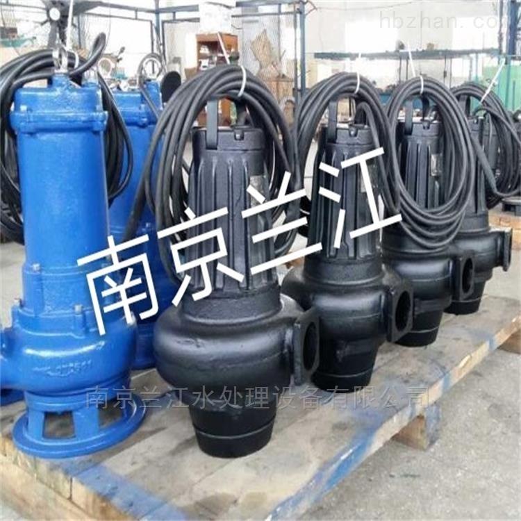 液下立式排污泵