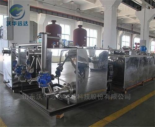 污水隔油提升器/装置使用方法