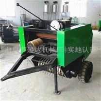 农用麦秆捆草机 高效自动捡拾打捆机