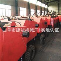 怀远县高产量行走式打包机 打捆机生产厂家
