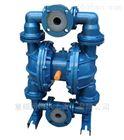 上海QBYF型全衬氟气动隔膜泵厂家直销