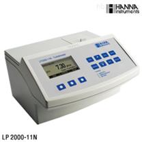 HI 83414高精度濁度和餘氯總氯多用途測定儀