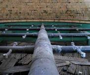 润和环保脱硫吸收塔喷淋层 玻璃钢喷淋管道