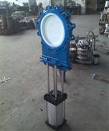 PZ673TC气动陶瓷刀闸阀