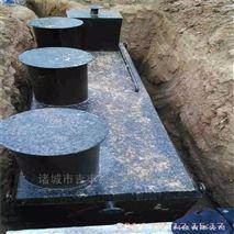 吉丰一体化屠宰污水处理设备