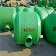 地埋式玻璃钢隔油池生产厂家