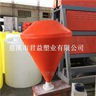 供應海上錐形浮標 聚乙烯三角形航標
