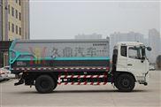 垃圾运输车--东风天锦压缩式对接垃圾车