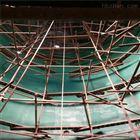 济南耐高温玻璃鳞片脱硫塔内壁防腐涂料