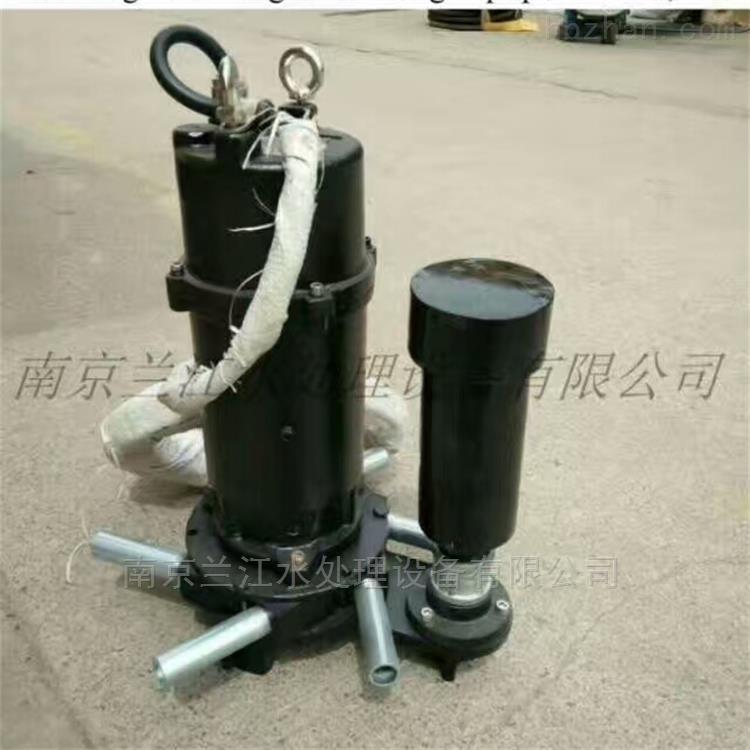 铸件式潜水曝气机选型