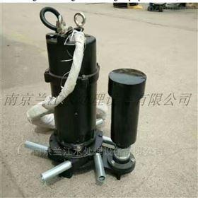 铸件式潜水曝气机如何布局