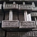 济南25公斤铸铁砝码铸造工艺