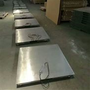沧州2吨不锈钢防水电子地磅生产厂家