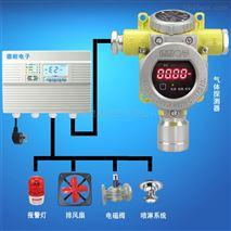 化工厂罐区天然气泄漏报警器,APP监控