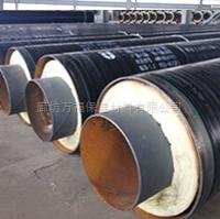 耐高温直埋式蒸汽保温管施工