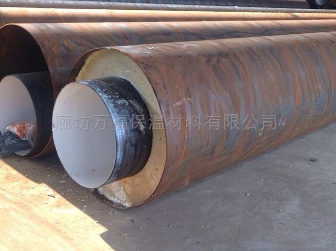 供应性价比zui高钢套钢聚氨酯硬质保温管