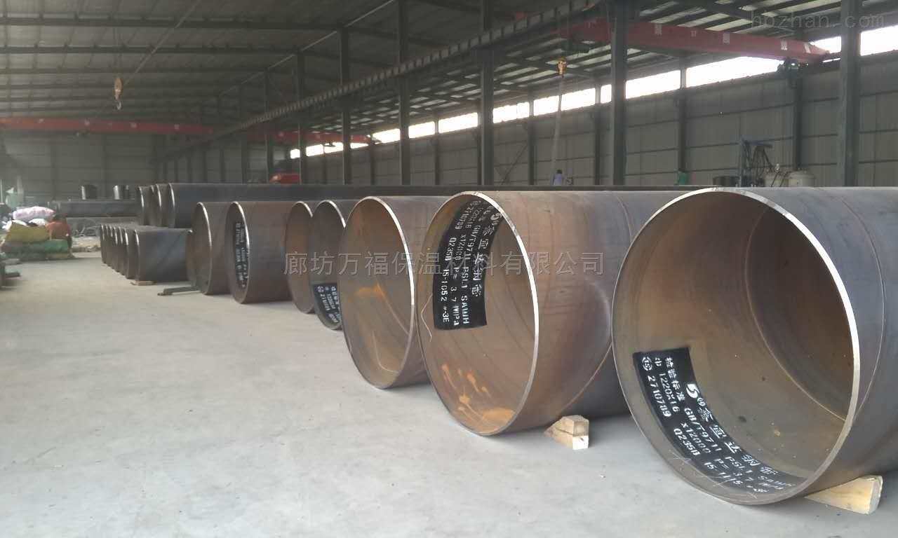 大城钢套钢硬质聚氨酯保温管稳定性