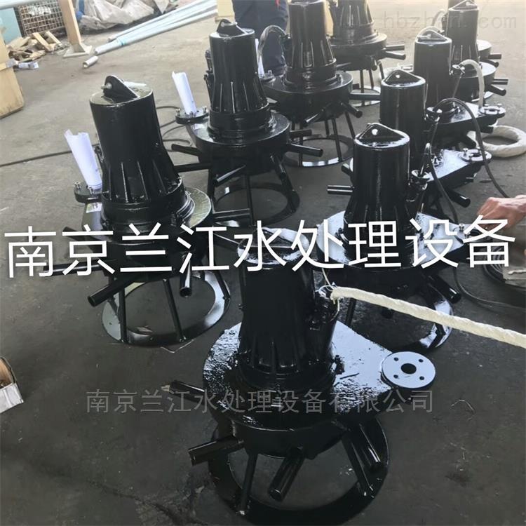 新式潜水曝气机AR系列如何选型