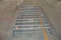 ZDe桥式钢铝制拖链