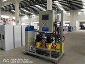 HCCL甘肃污水厂消毒柜次氯酸钠发生器的厂家