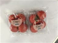 西红柿包装机带托盒西红柿包装机