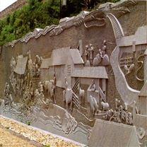 供西宁景观雕塑和青海雕塑多少钱