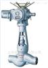 焊接电动截止阀DN100