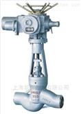 电动铸钢型焊接截止阀