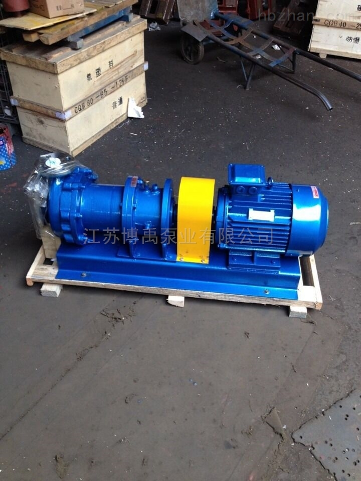 不锈钢化工磁力泵