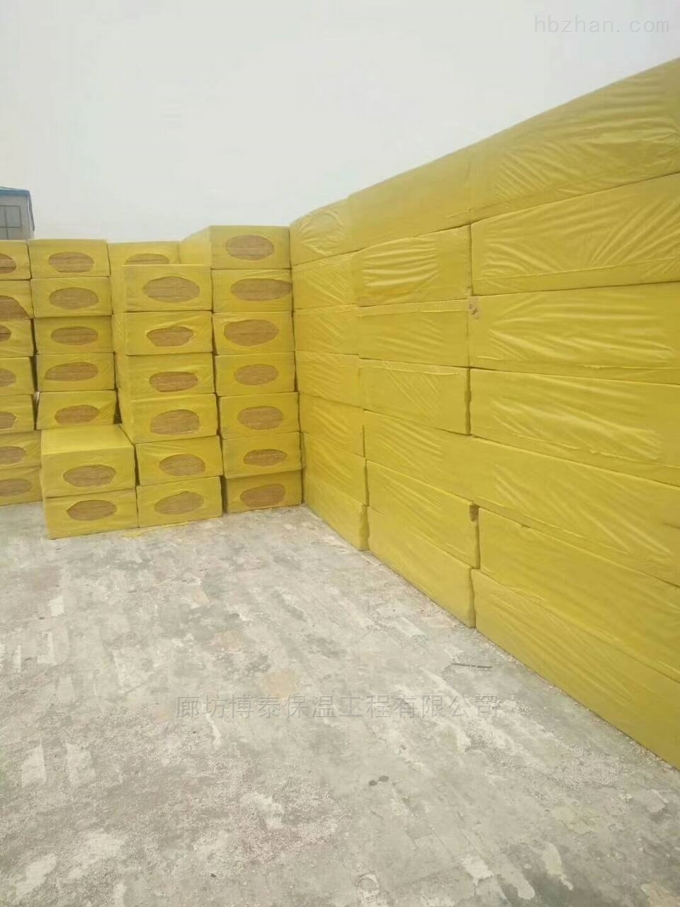 博泰外墙竖丝岩棉板生产厂家