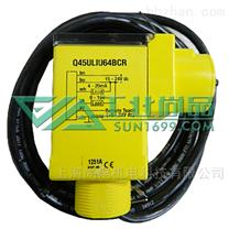 尚帛邦納BANNER超聲波傳感器Q45ULIU64BCR