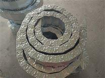 山東中德批量生產銷售鋼製拖鏈,廠家包郵