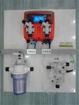EMEC愛米克 一體機 自動加藥 WDPHCL 測餘氯