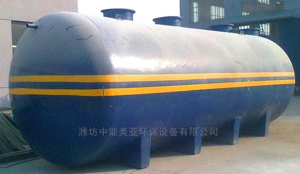 养猪场废水处理设备工作原理