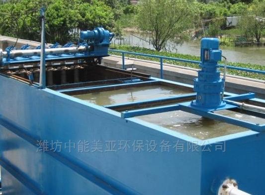 猪场废水处理设备分析