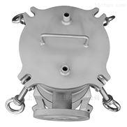 不锈钢平盖吊环袋式过滤器