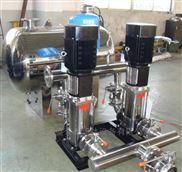 全自动无负压供水设备特性