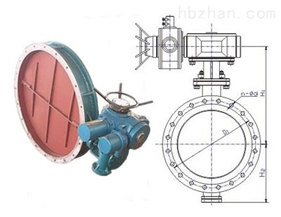 td941wn-0.25通风电动调节阀图片