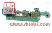 I-1B型I-1B型高效率浓浆泵