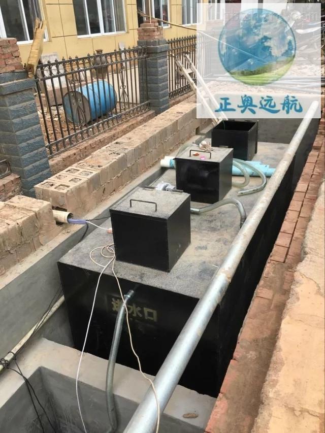 百色卫生院污水处理设备﹪设计方案