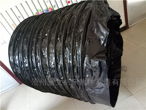 雅安颗粒伸缩除尘帆布软连接厂商