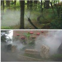 供甘肃人工造雾和兰州人工冷雾系统